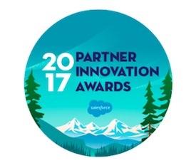 Salesforce Partner Innovation Awards 2017