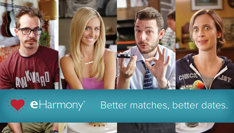 eHarmony Better Matches Better Dates TVC